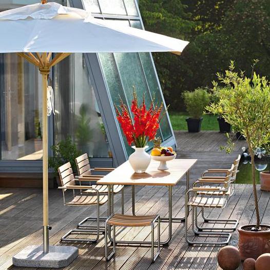 gartenmöbel set terrasse