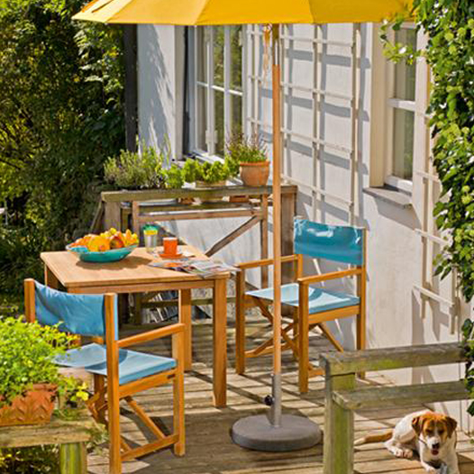 gartenmöbel terrasse