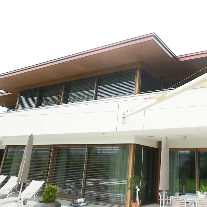 privathaus terrassenüberdachung