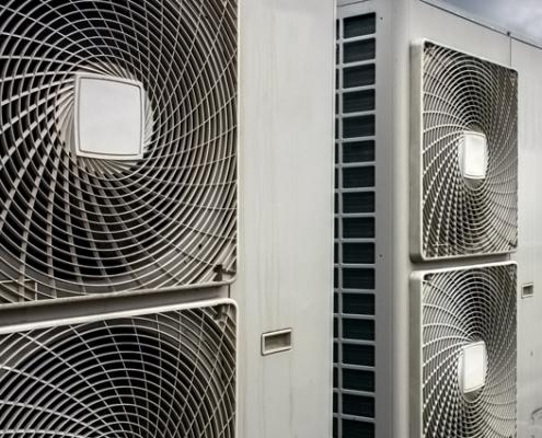 klimaanlage aussen installation